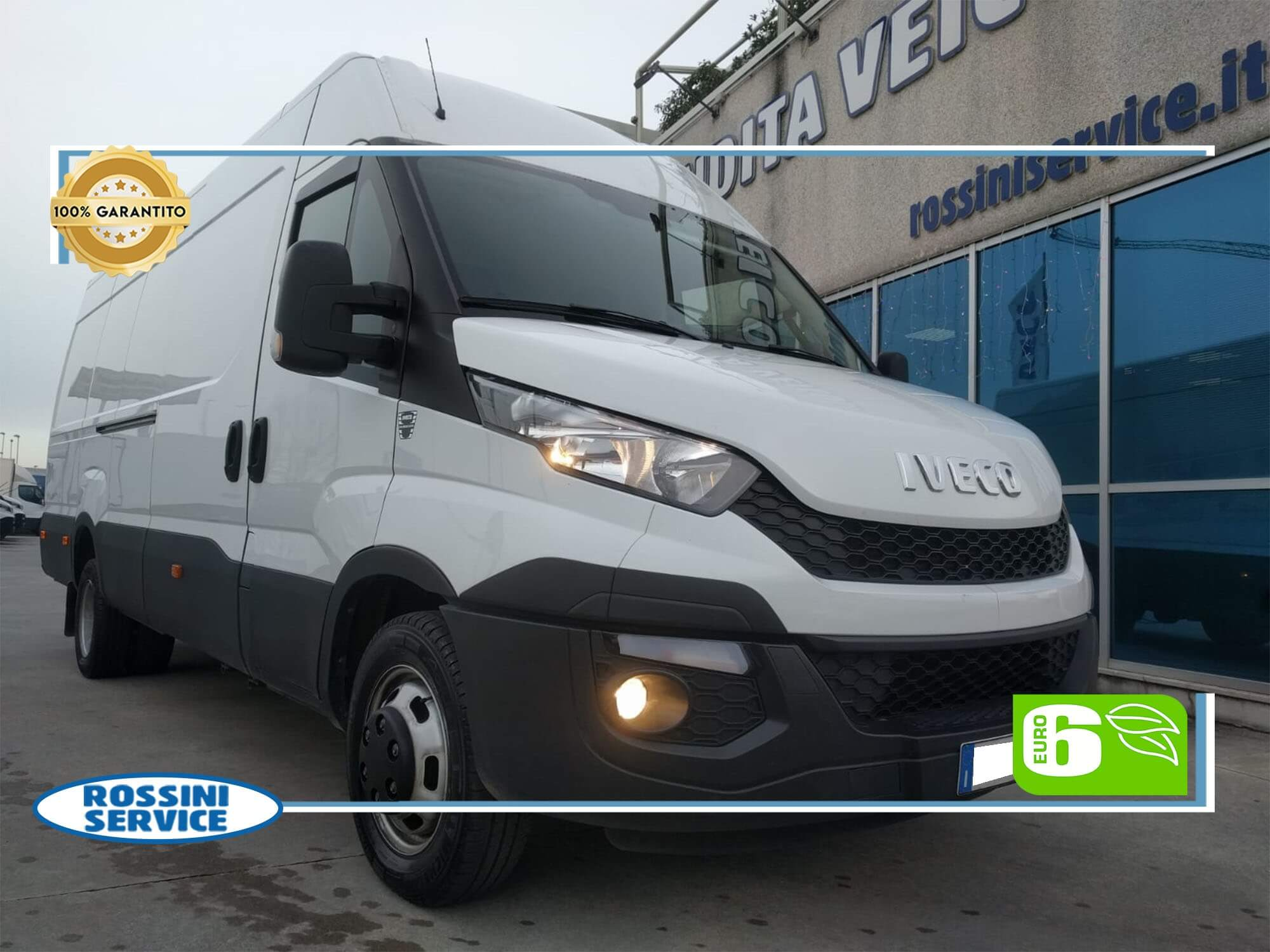 Iveco Daily 35-150 35C15 XL