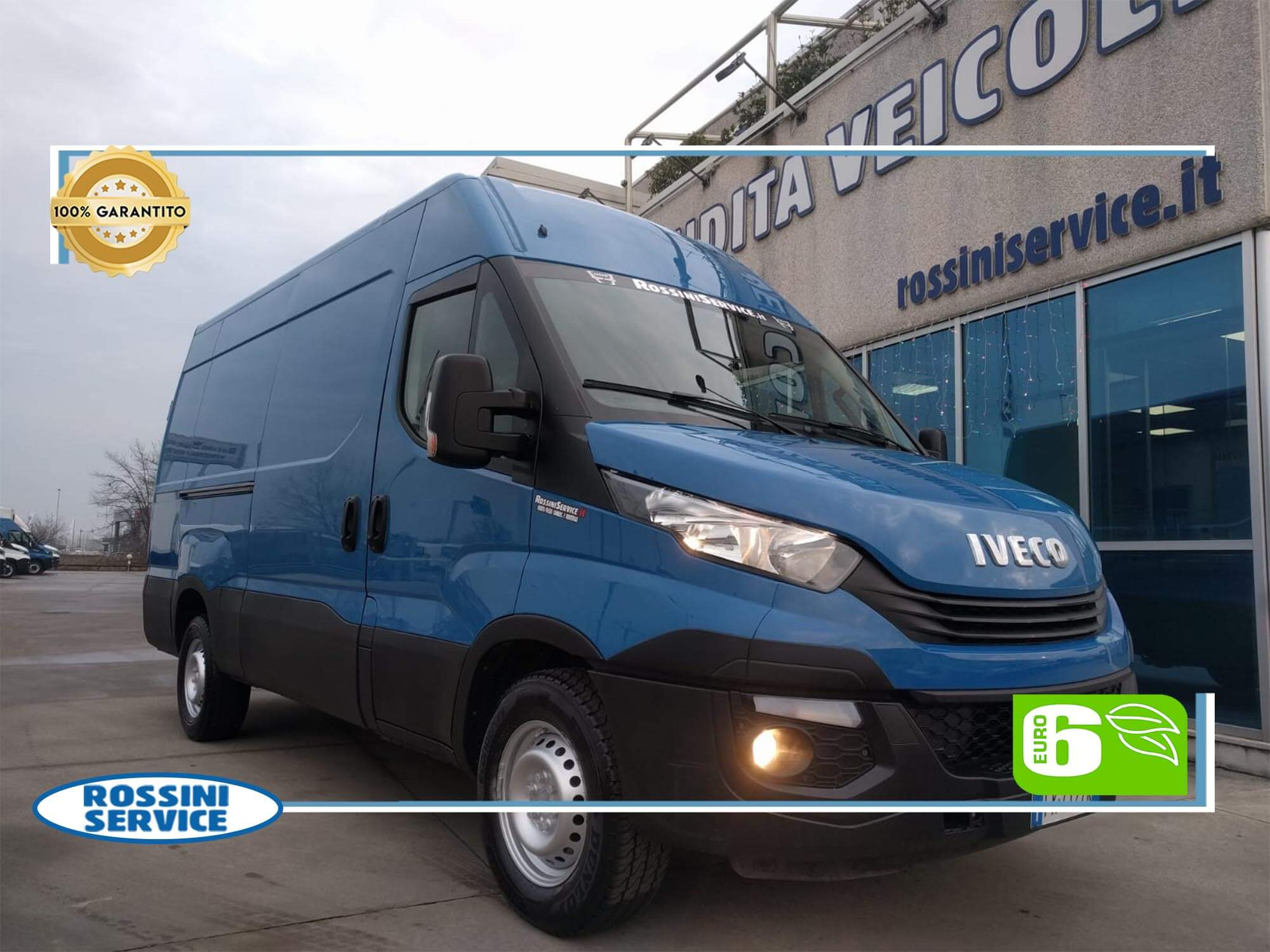 Iveco Daily 35-140 / 160 MH2