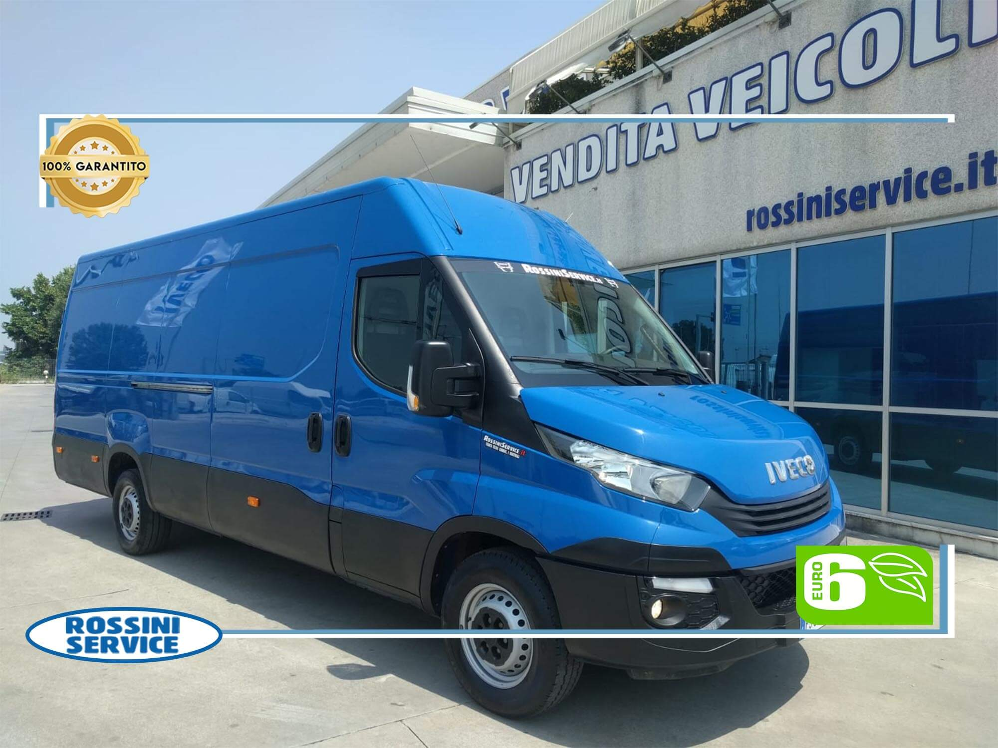 Iveco Daily 35-140 / 160 XL