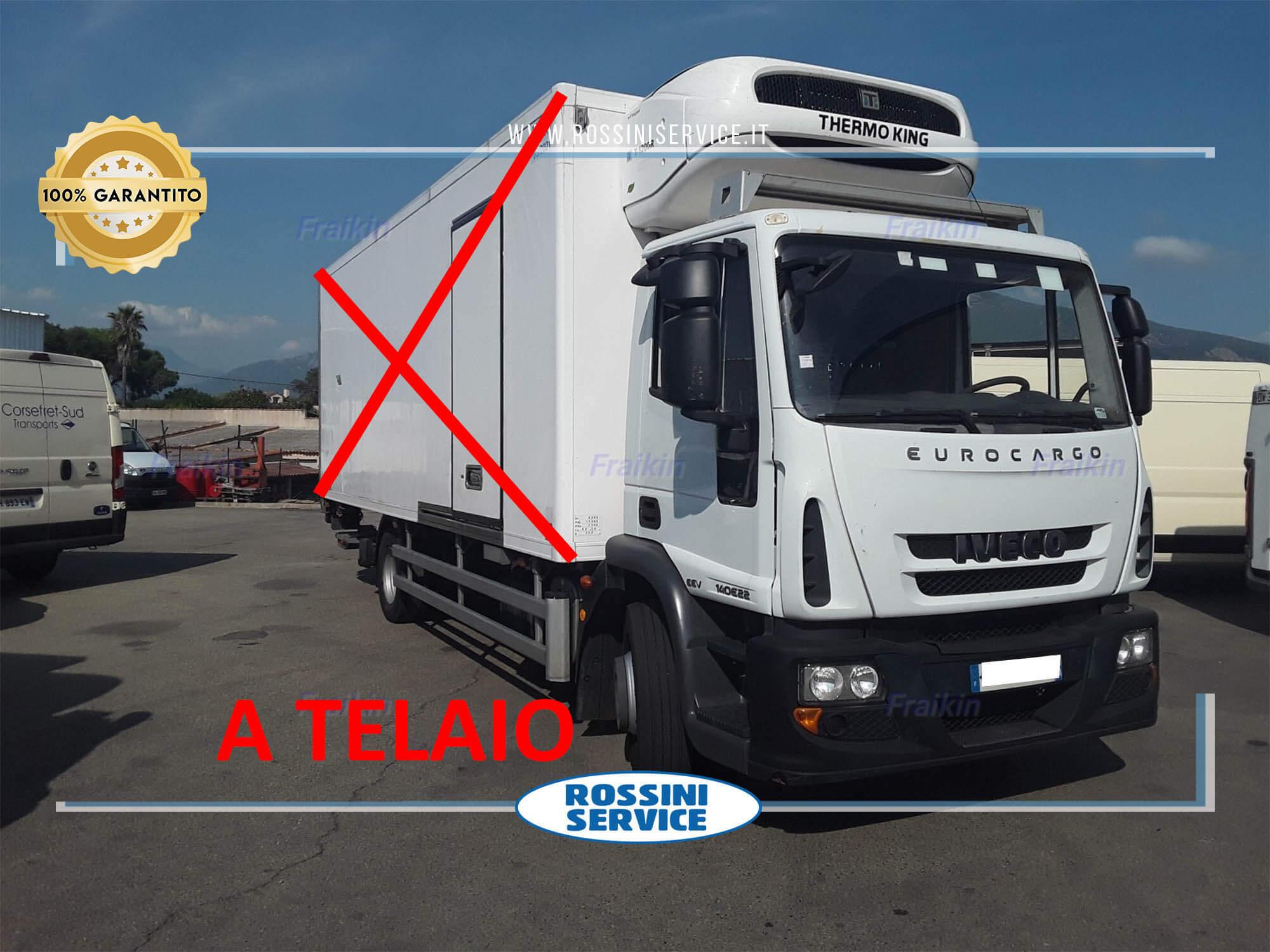 IVECO Eurocargo 140E22
