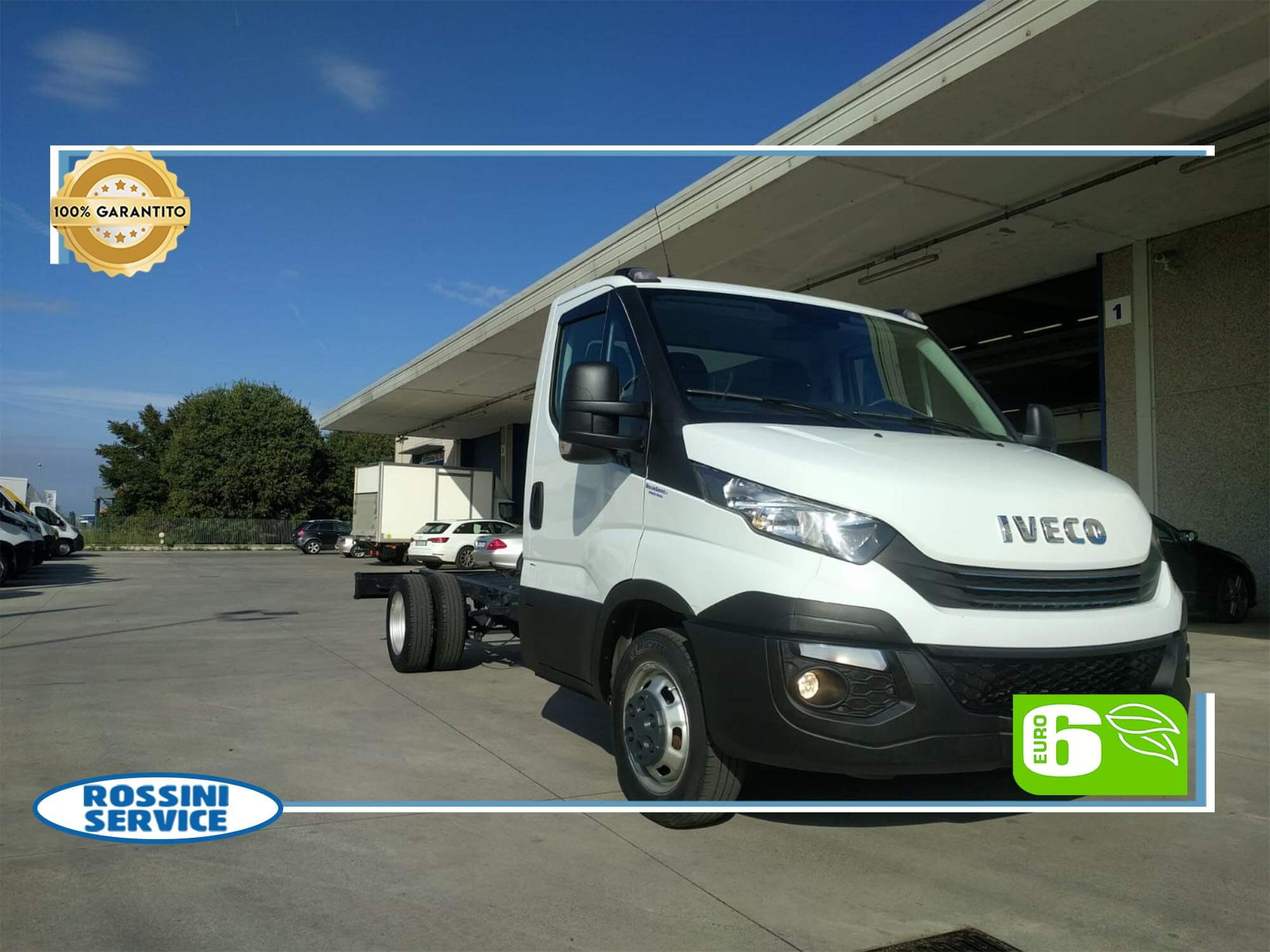 Iveco Daily 35C16A/P