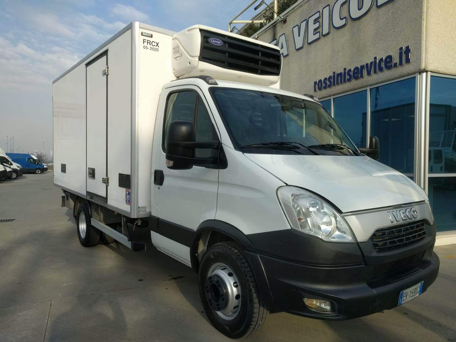 Iveco Daily 60C15L