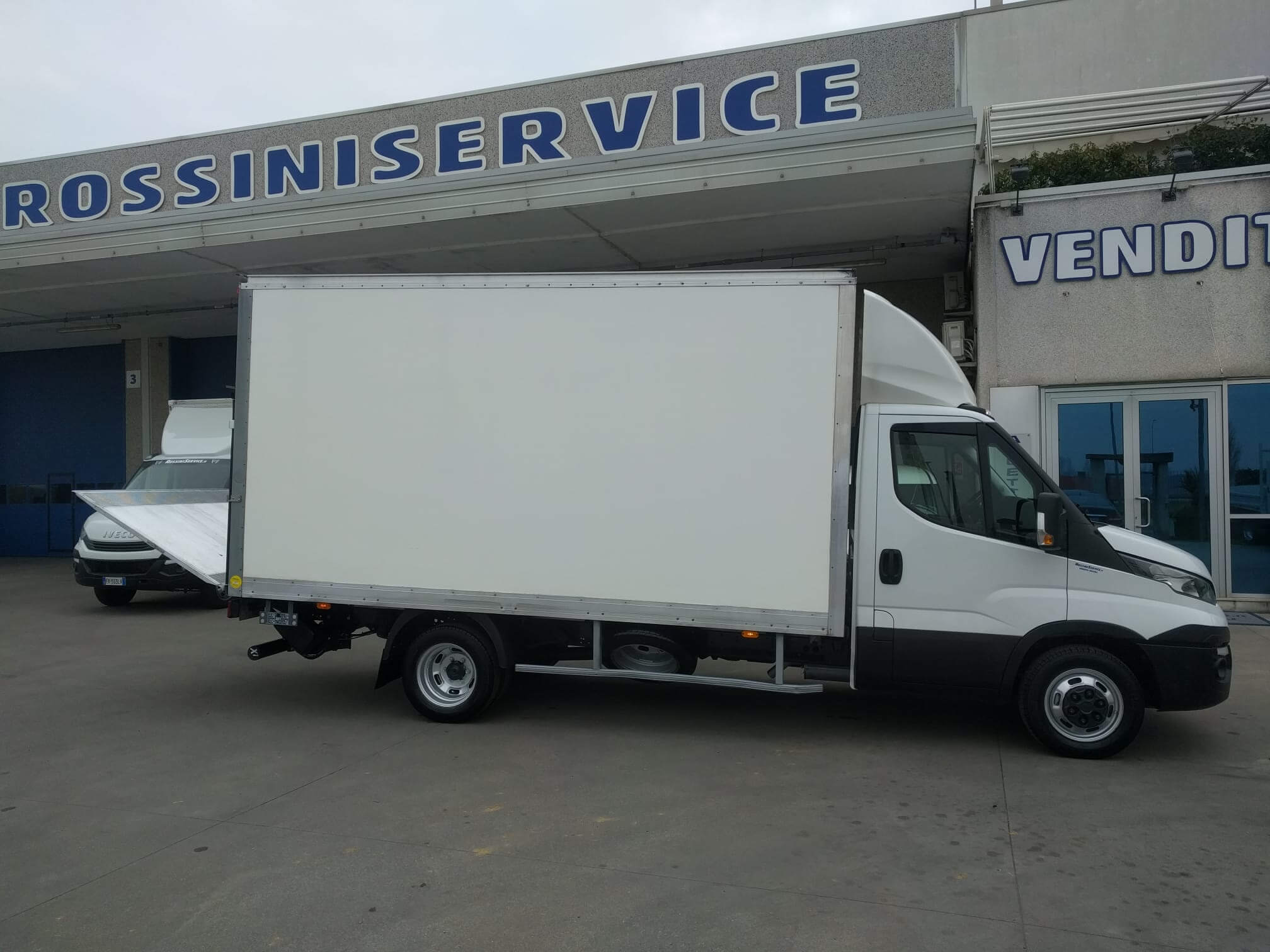 Iveco Daily 35C16 / 35-160