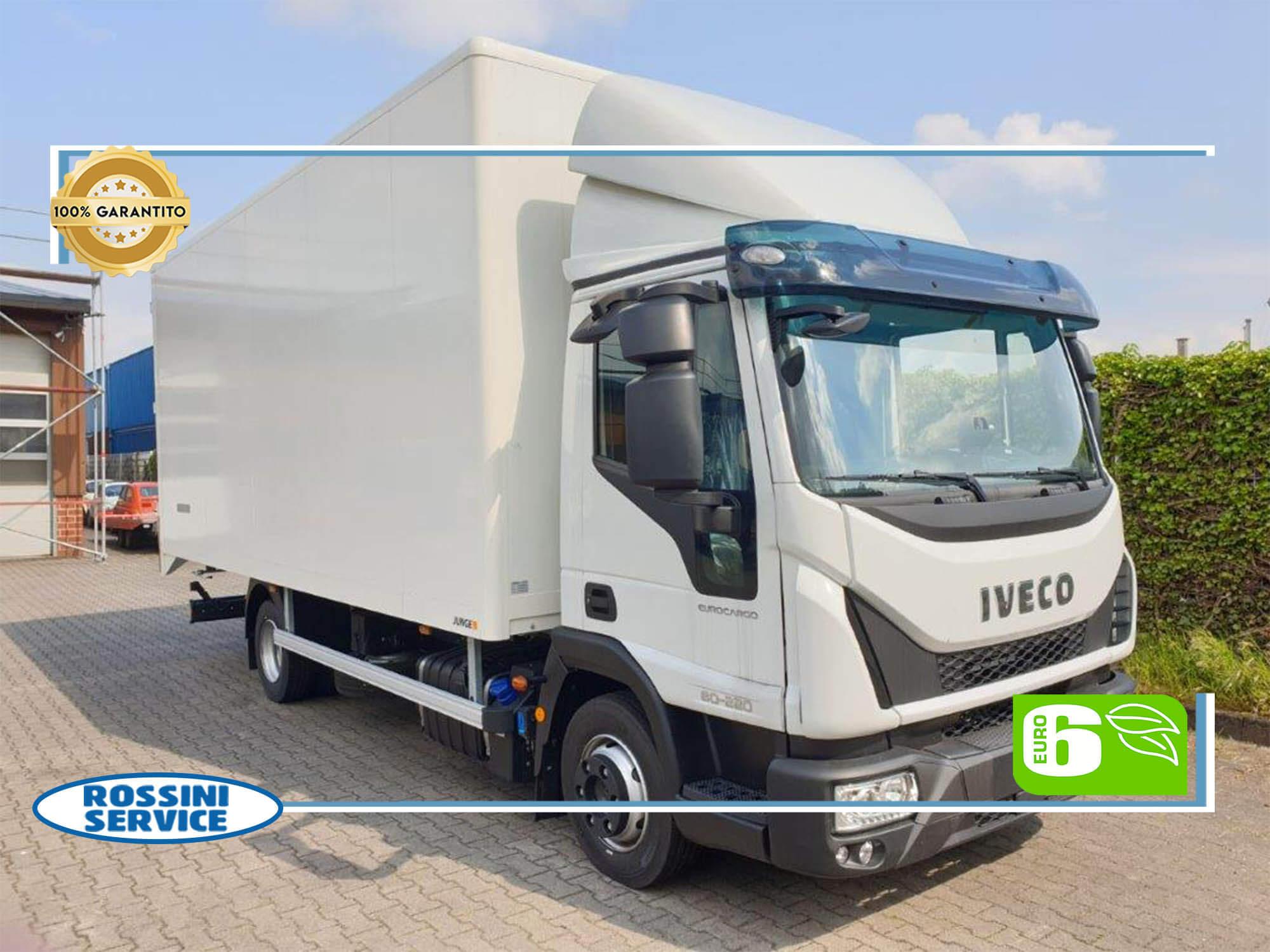 Iveco Eurocargo 75-80-86E22P
