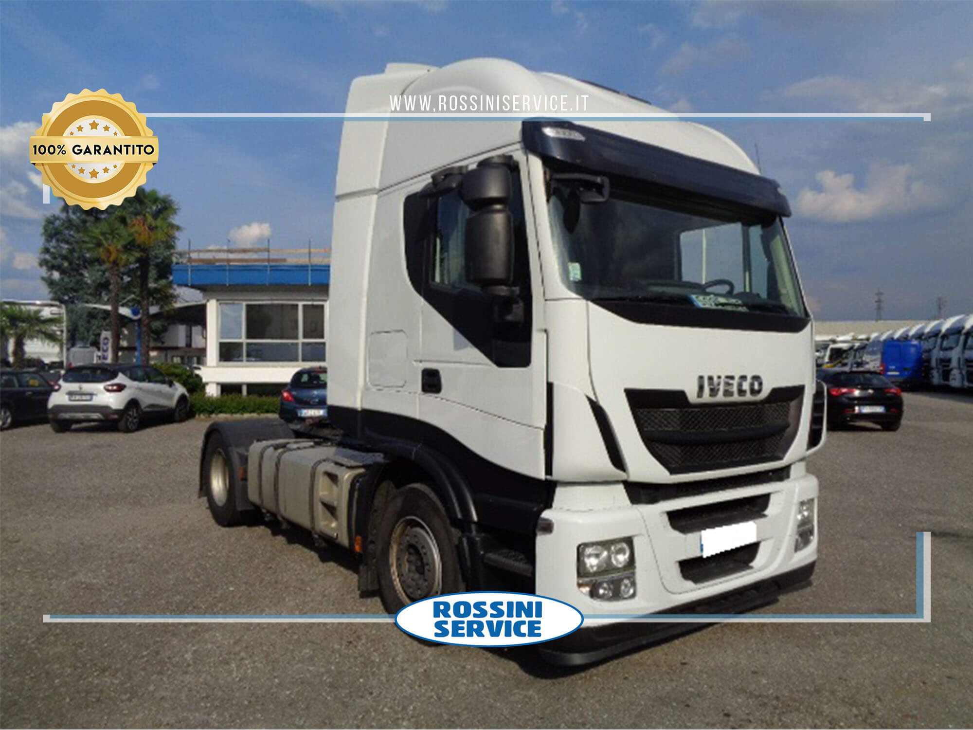 Iveco Hy Stralis 440AS48TP