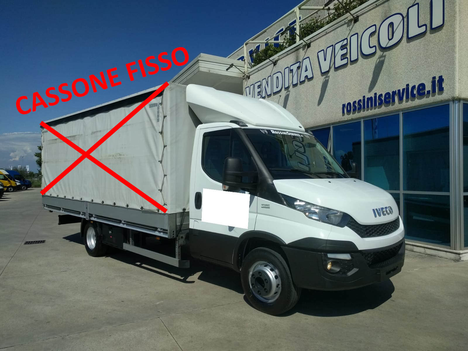 Iveco Daily 72C17P