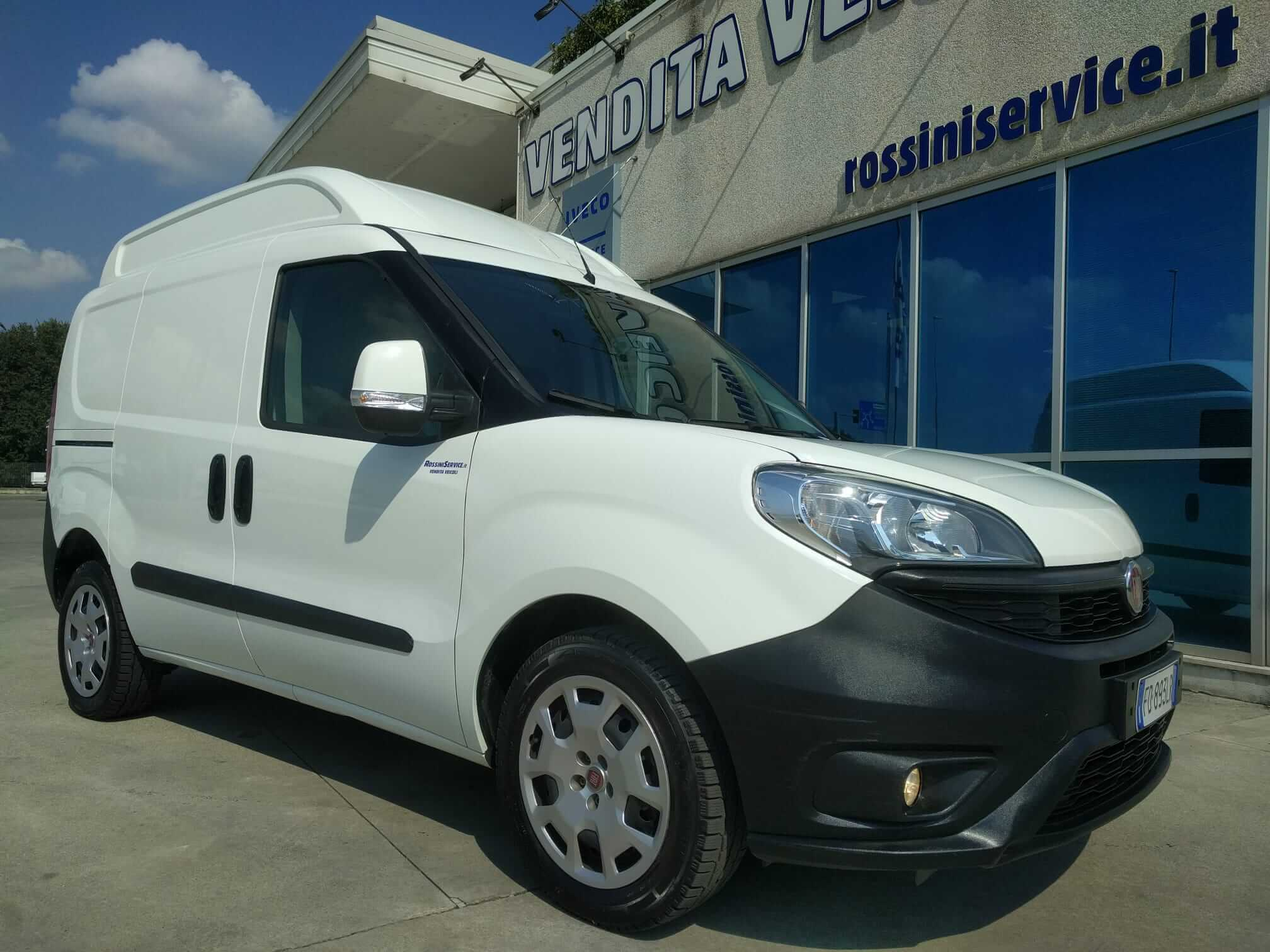 Fiat Doblo Natural Power Tetto Alto