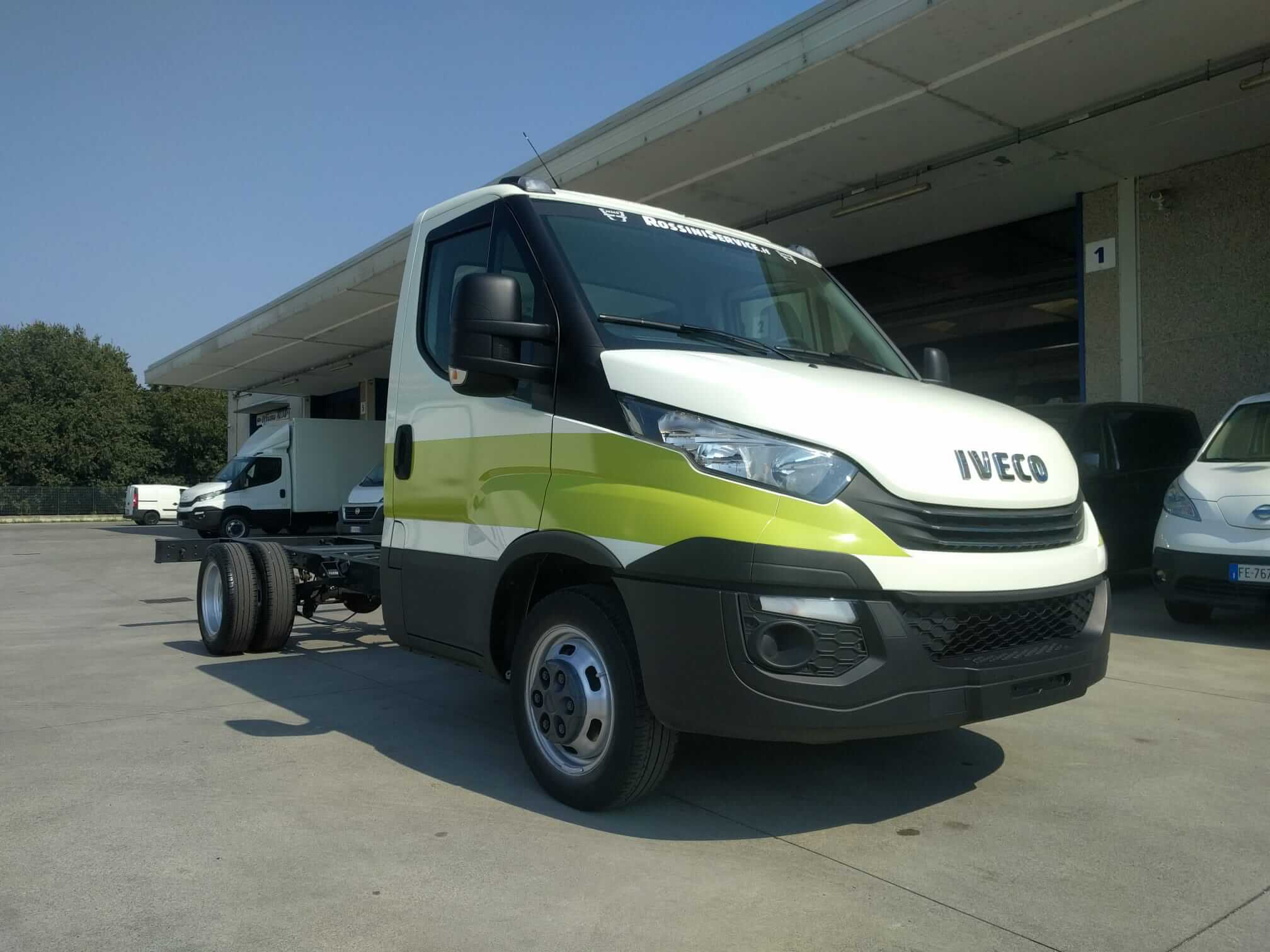 IVECO DAILY 35C16P A8